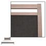 Fashion Bed Group Delano Platform Bed headboard