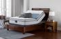 Serta Perfect Sleeper Lockland Super Pillow Top Mattress on adjustable
