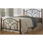 Fashion Bed Group Doral Panel Bed in room