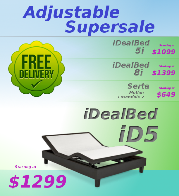 Adjustable Supersale Tile