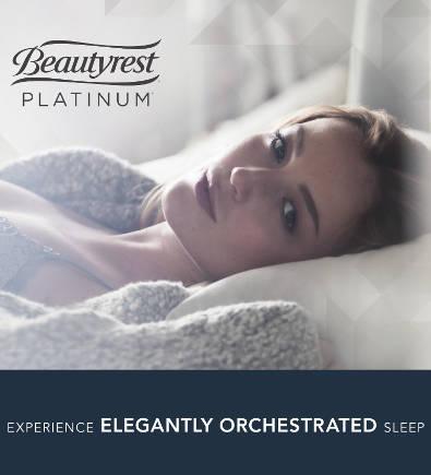 Beautyrest Platinum Lifestyle Photo