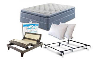Mattress and Adjustable Bed Combo Package Thumbnail