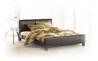 Fashion Bed Group Euro Upholstered Platform Bed Thumbnail