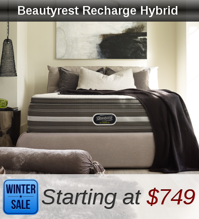 Beautyrest Hybrid Sale