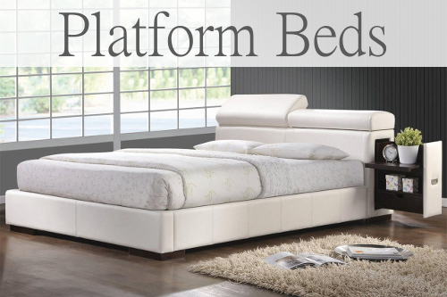 Platform Beds Category Image