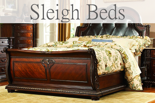 Sleigh Beds Category Image