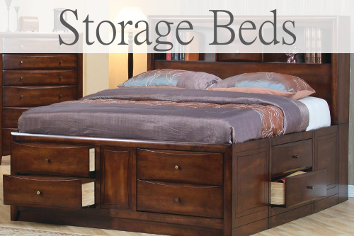 Storage Beds Category Image