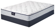 Serta Perfect Sleeper Rickman Plush Mattress Innerspring Foam