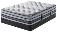 Serta iSeries Merit Super Pillow Top Mattress Hybrid