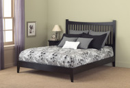 Fashion Bed Group Jakarta Platform Bed (Black)