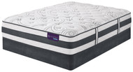 Serta iComfort Hybrid Applause ii Plush Mattress Set