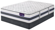 Serta iComfort Hybrid HB300Q Cushion Firm Mattress Set