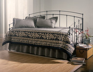 Fashion Bed Group Fenton Daybed in Black Walnut with Link Spring