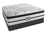 Simmons Beautyrest Platinum Gabriella Luxury Firm Pillow Top Mattress