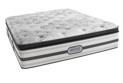 simmons beautyrest platinum gabriella plush pillow top mattress