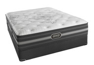 Simmons Beautyrest Black Desiree Plush Mattress Set