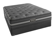Simmons Beautyrest Black Mariela Plush Mattress Set