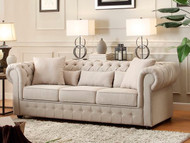 Homelegance 8427-3 Sofa in living room