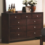 Coaster Serenity 9 Drawer Dresser