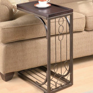 Coaster Home Tray Top End Table
