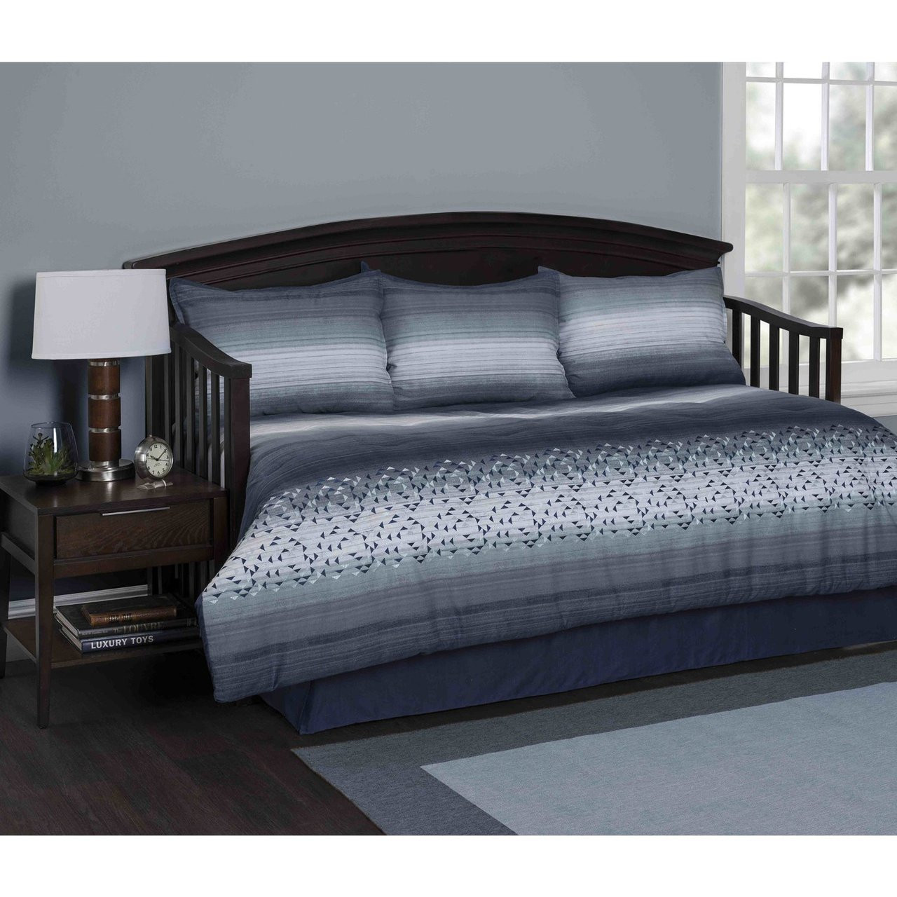 Fashion Bed Group Renee 5 Piece Comforter And Pillow Sham