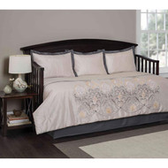 Fashion Bed Group Delphine 5-Piece Comforter and Pillow Sham Daybed Ensemble Image 1