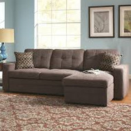 Coaster Gus Sectional with Pullout Bed