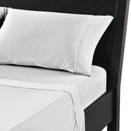 Reverie Luxe Performance Bed Sheets Collection in White