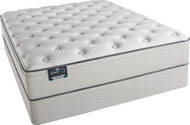 Simmons BeautySleep Plush Eurotop Mattress