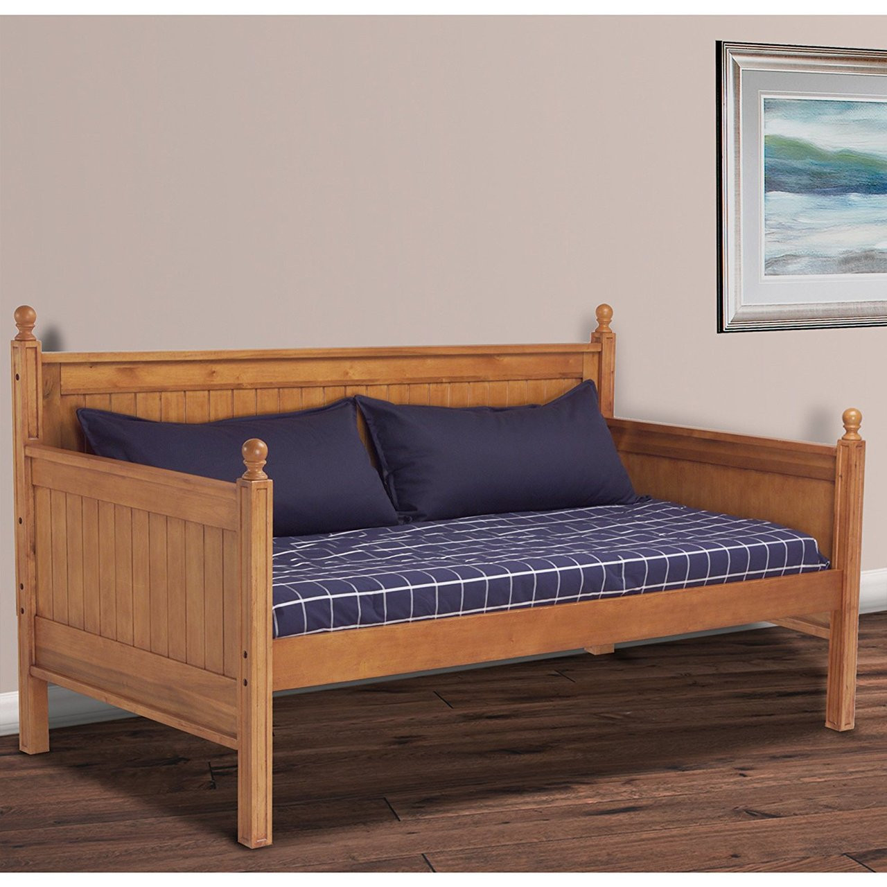 Fashion Bed Group Casey Daybed In Honey Maple Dealbeds Com
