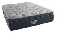 Simmons Beautyrest Silver Level 2 Plush Pillow Top Mattress