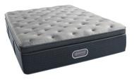 Simmons Beautyrest Silver Level 2 Plush Pillow Top Mattress