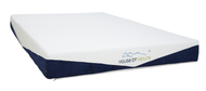 "House of Nature 8"" Memory Foam Mattress"