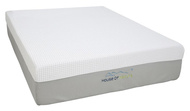 "House of Nature 14"" Gel Memory Foam Mattress"