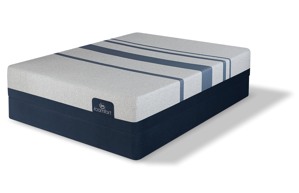 Serta Icomfort Blue 300 Firm Mattress Dealbeds Com