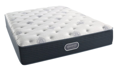 Simmons Beautyrest Silver Miller Plush Mattress Thumbnail