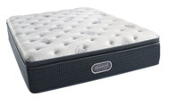 Simmons Beautyrest Silver Henderson Cove Luxury Firm Pillow Top Mattress  Image 1