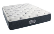 Simmons Beautyrest Silver Henderson Cove Plush Mattress Image 1
