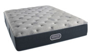 Simmons Beautyrest Silver Carter Bay Plush Mattress Image 1