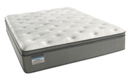 Simmons BeautySleep Snow Fall Luxury Firm Pillow Top Mattress