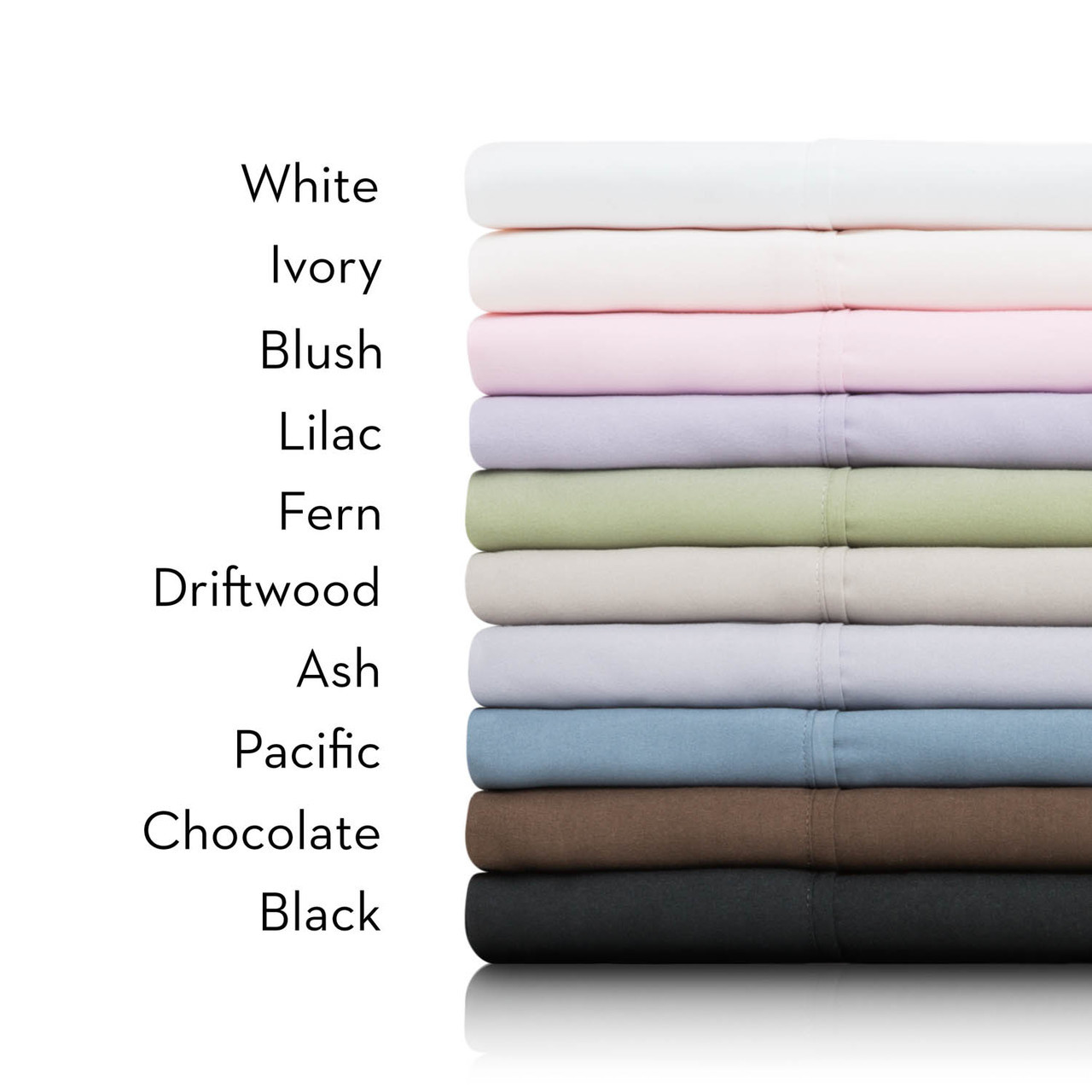 Malouf Woven Brushed Microfiber Bed Sheets Dealbeds Com