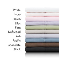 Malouf Woven Brushed Microfiber Bed Sheets 2