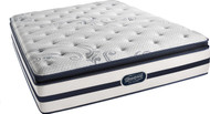 Simmons Beautyrest Recharge Glimmer Luxury Firm Pillow Top Mattress