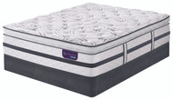 Serta iComfort Hybrid Merit II Super Pillow Top Mattress 1