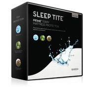 Malouf Sleep Tite Pr1me Terry Mattress Protector 1
