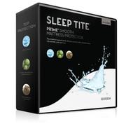 Malouf Sleep Tite Pr1me Smooth Mattress Protector 1