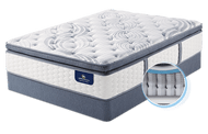 Serta Perfect Sleeper Southboro Plush Super Pillow Top Mattress