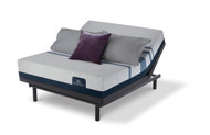 Serta iComfort Blue 300 Firm Mattress with Serta Motion Essentials III Adjustable Bed Base