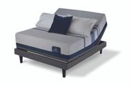 Serta iComfort Blue Max 1000 Plush Mattress with Motion Perfect III Adjustable Bed