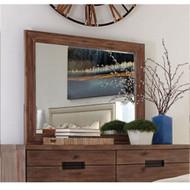 Donny Osmond Madeleine Collection Mirror in Smokey Acacia
